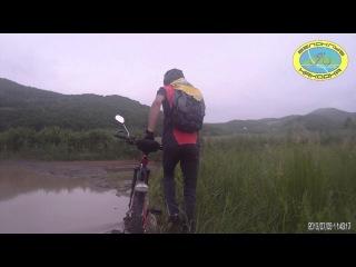 """Велоклуб Находка. Велопрогулка """"Южная"""" от 6 июля 2013 г. 50 км."""