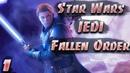 ПРИКЛЮЧЕНИЯ ЮНОГО ПАДАВАНА. Серия 1 ► Star Wars Jedi: Fallen Order