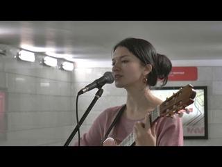 "Анастасия ШУГАЛЕЙ -  ""Зорька алая"" -#музыкавметро () (HD)"