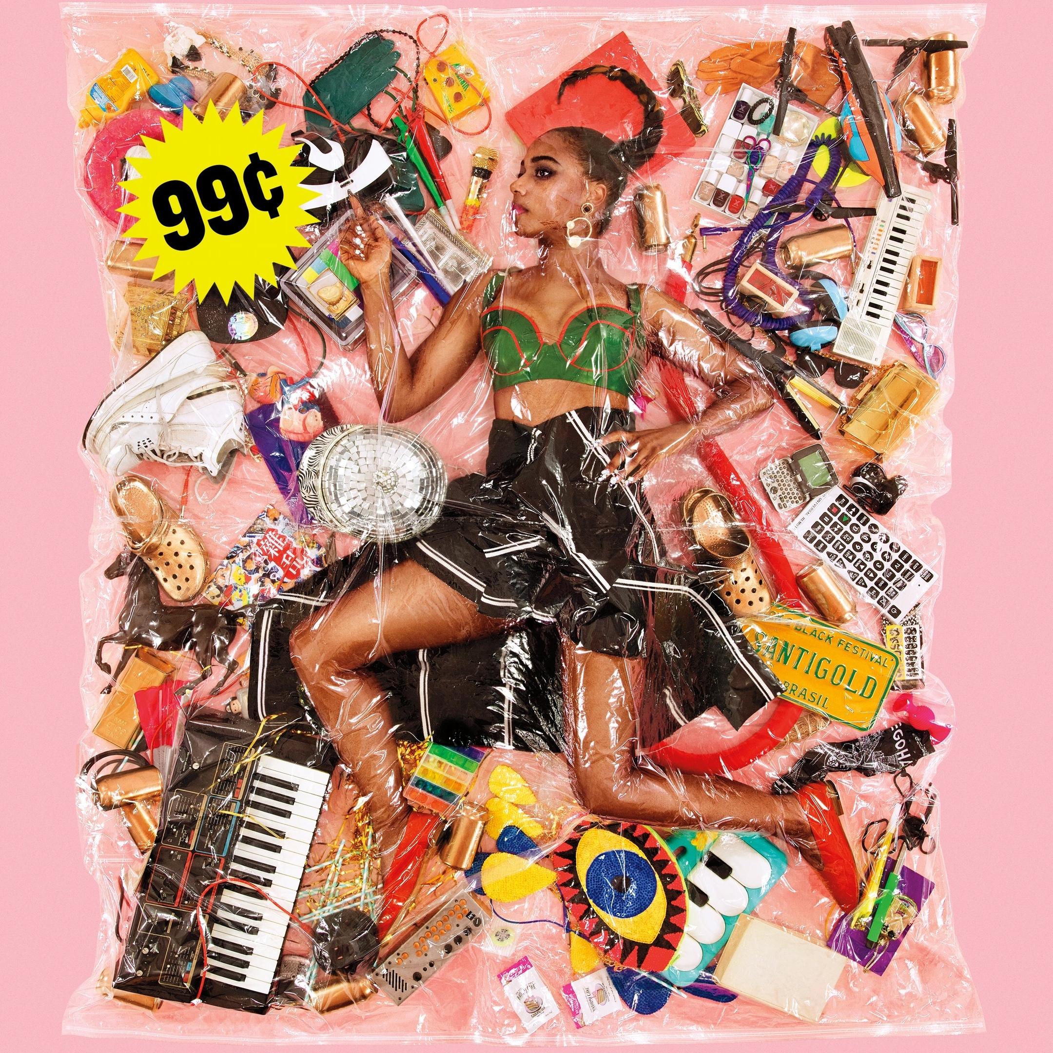 Santigold album 99¢