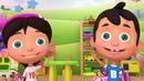 Если Весело Живется Делай Хлоп - Детские Песенки - Развивающий Мультик для Детей 1-3 года