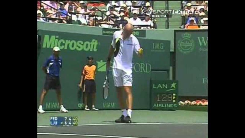 Roger Federer vs Ivan Ljubicic (2006 NASDAQ-100 Open - Final)