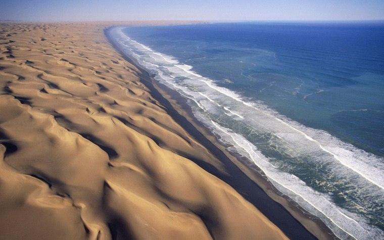 Интересные места нашей планеты Берег скелетов (Намибия), изображение №2