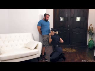 Natalia Starr - Caught By The Cops [Full Mom, MILF, Wife, Big Ass, порно, зрелые, милф, мамки, фулл с мамками]