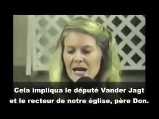 GRAVE ACCUSATION ! Elle a servi d'esclave sexuelle à diverses grandes figures politiques
