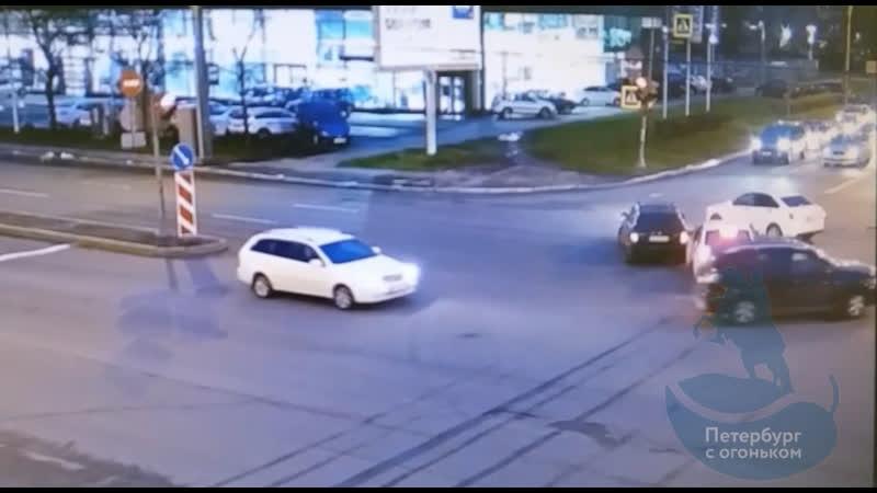 Авария Петербург