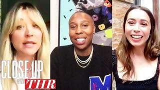 FULL Comedy Actress Roundtable: Cristin Milioti, Kaley Cuoco, Lena Waithe & More   Close Up