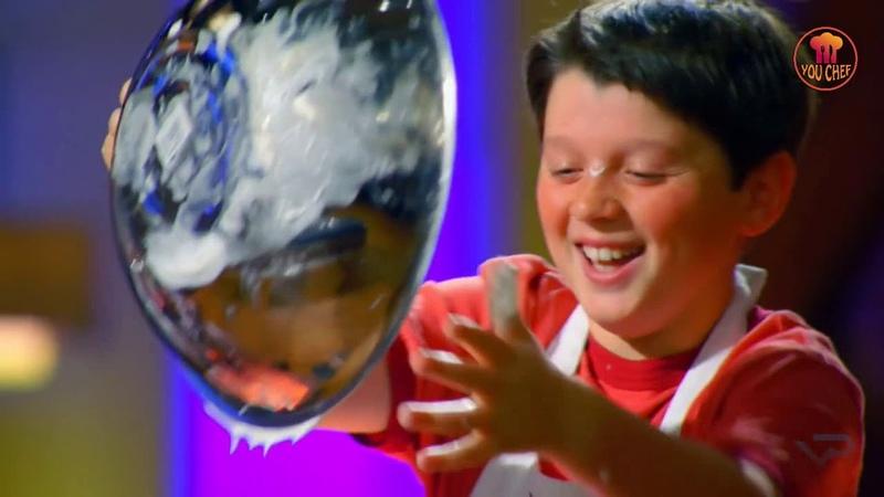 Лучший повар Америки Дети Masterchef Junior 1 сезон 3 серия