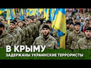 Украинские террористы