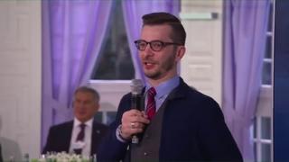 Андрей Курпатов. Выступление в Давосе на бизнес-завтраке Сбербанка.