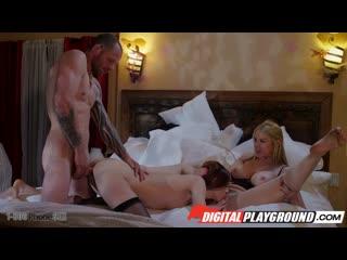 Sarah vandella, jillian janson (brookes) порно