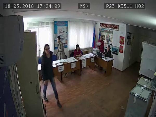УИК 3511 Новороссийск Вбросы под прикрытием но с тревожными мыслями