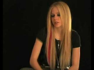 Avril Lavigne - Australia Interview Part 2