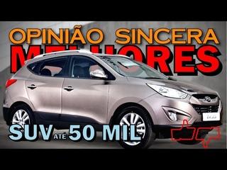 Melhores SUV até R$ 50 mil em 2021 - Lista com pontos fortes e fracos, dicas para acertar na escolha