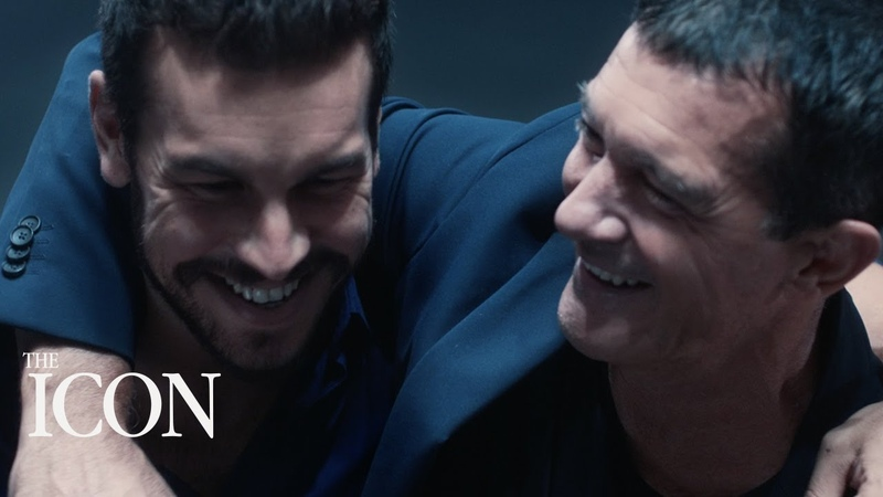 THE ICON The New Fragrance Discover the new film starring Antonio Banderas and Mario Casas