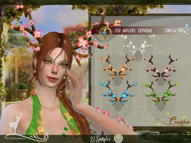 Украшения и аксессуары на Хэллоуин для The Sims 4 со ссылками на скачивание