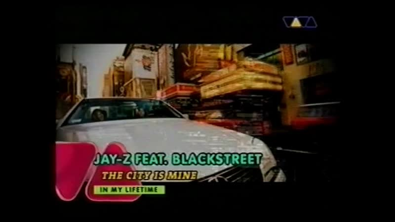 Jay Z Feat Blackstreet The City Is Mine VIVA TV