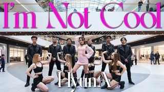 [K-POP IN PUBLIC | ONE TAKE] HyunA (현아) - 'I'm Not Cool' Dance Cover by BLOOM's Russia