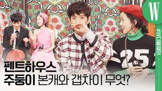 2021: Интервью ›› Ёндэ и Джихён для «W Korea»