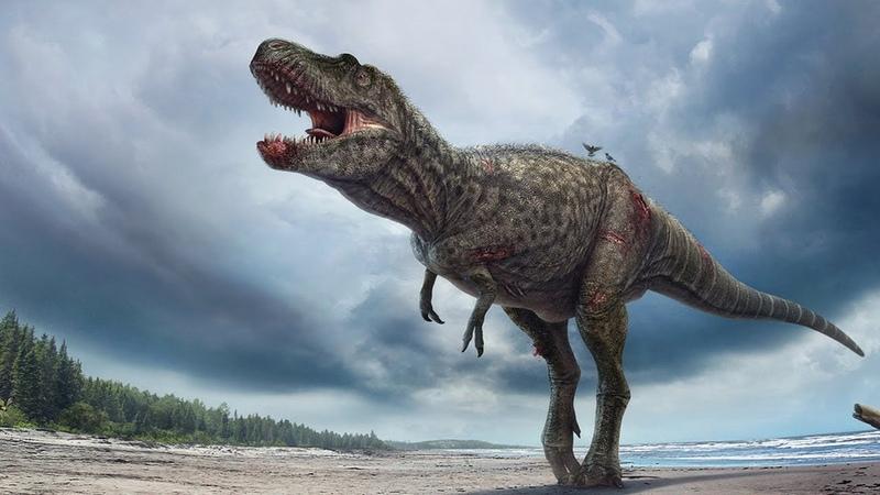Хищные Динозавры Убийцы 3