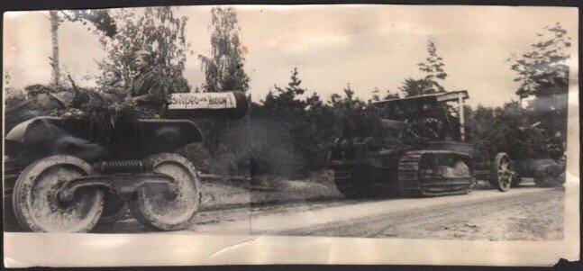 Города Ленобласти во время ВОВ. Приозерск, изображение №9