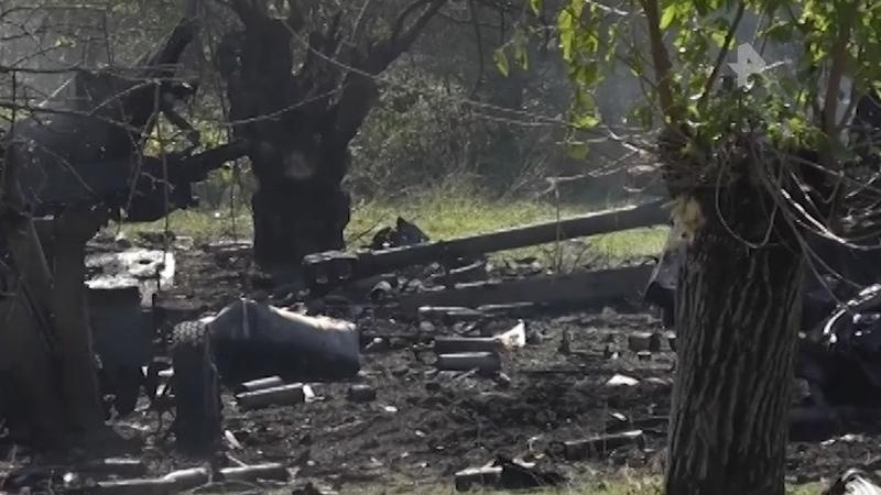 На востоке Карабаха продолжаются артиллерийские перестрелки