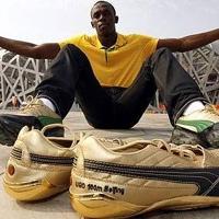 Фотография анкеты Usain Bolt ВКонтакте
