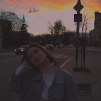 Фотография страницы Насти Парфиловой ВКонтакте