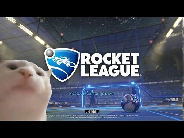 Rocket League MEME