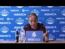пресс конференция -Rueda de prensa de Natxo González. 13.07.2018 ESPANIA - Real Club Deportivo de La Coruña