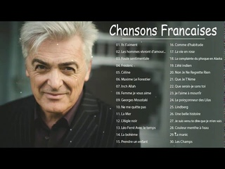 Nostalgie Les Plus Belles Chansons Francaise ♪ Les Plus Belles Chansons en Francais tout le temps