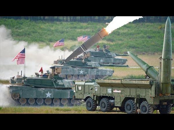 Пентагон перестал крыться США двинули танки в зону первого удара России