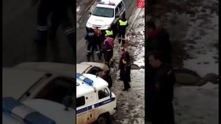 — Полицейская погоня в Шахтёрске