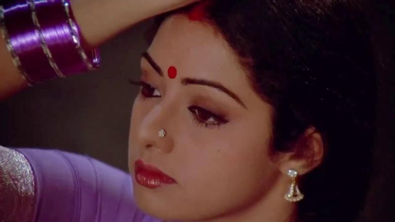 Sridevi Classical shiva tandav dance Movie Jaag Utha Insaan