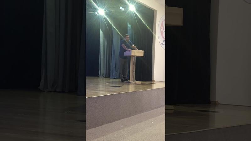 Выступление в г Армавире 2019 год