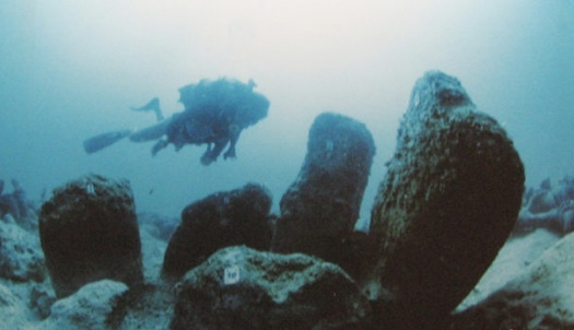Античные города, затерянные под водой