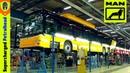 Man Bus Production | Mega Factories