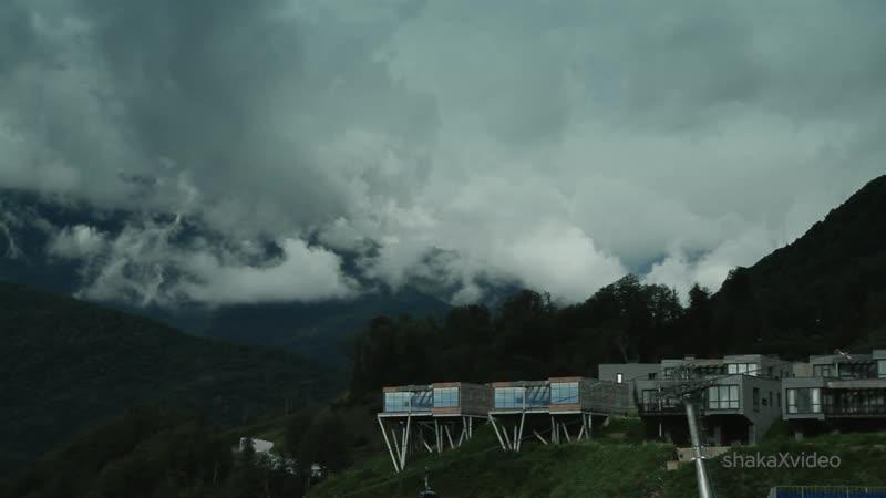 SkyPark Cloudy