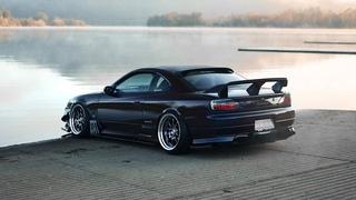 Midnight; Nissan Silvia S15 | 4K