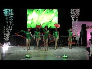 Шоу-балет ATTENTION  KWE 2020 г.