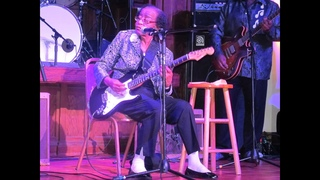 The Amazing Beverly Guitar Watkins Performs at Blues at the Crossroads, Salina, Kansas