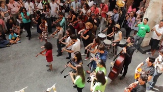 BOLÉRO, Ravel - FLASHMOB (São Paulo, Brazil)