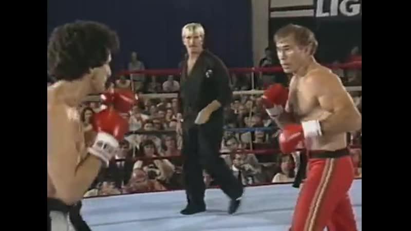 Bill Wallace vs Joe Corley 1985