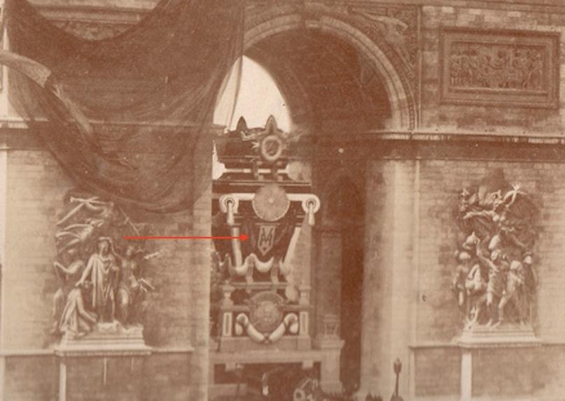 ЗАЗЕРКАЛЬЕ. ЧАСТЬ 3. ТЕХНОЛОГИИ. ТРИУМФАЛЬНАЯ АРКА + МУЗЫКАЛЬНЫЙ ОРГАН, изображение №85