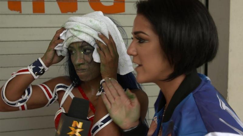 Bayley and Sasha Banks are livid NXT Exclusive July 1 2020