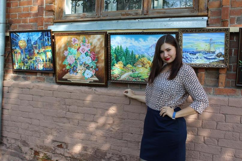 Выставка «Аллея художников 9», 2018 г.