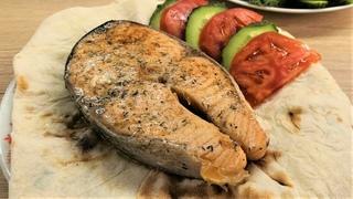 Часто готовлю рыбу в пергаменте. Идеальный вариант для ужина. ENG SUB