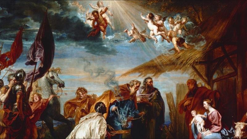 Bach - Christmas Oratorio, BWV248 | René Jacobs Akademie für Alte Musik Berlin