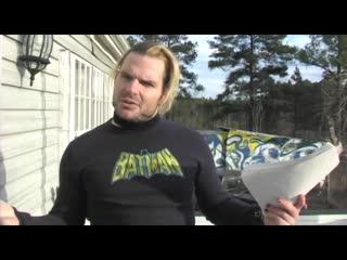 Jeff Hardy ~ моменты которые заставят тебя улыбнутся и поднимут настроение :)