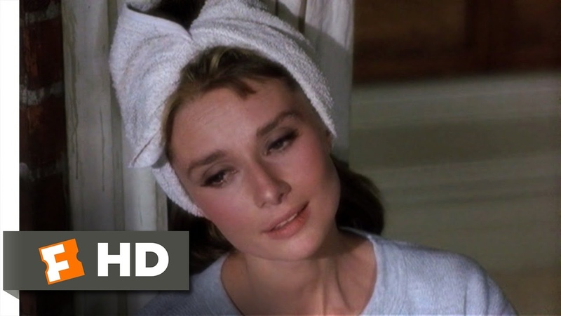 Breakfast at Tiffanys (39) Movie CLIP - Moon River (1961) HD